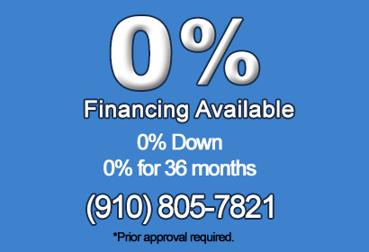 Zero Percent Financing on Air Conditioning Installation